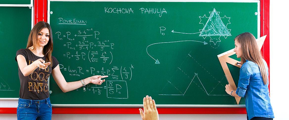 Sveučilišni nastavnički studij matematike i informatike